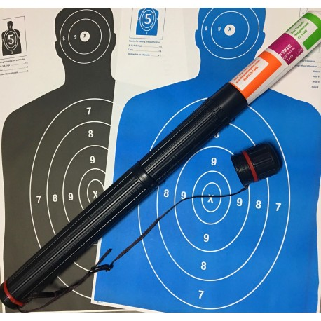 Adjustable Target Carry Tube