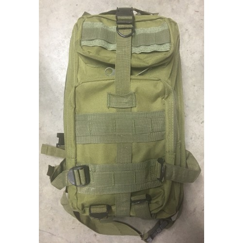 OD Green Tactical Backpack